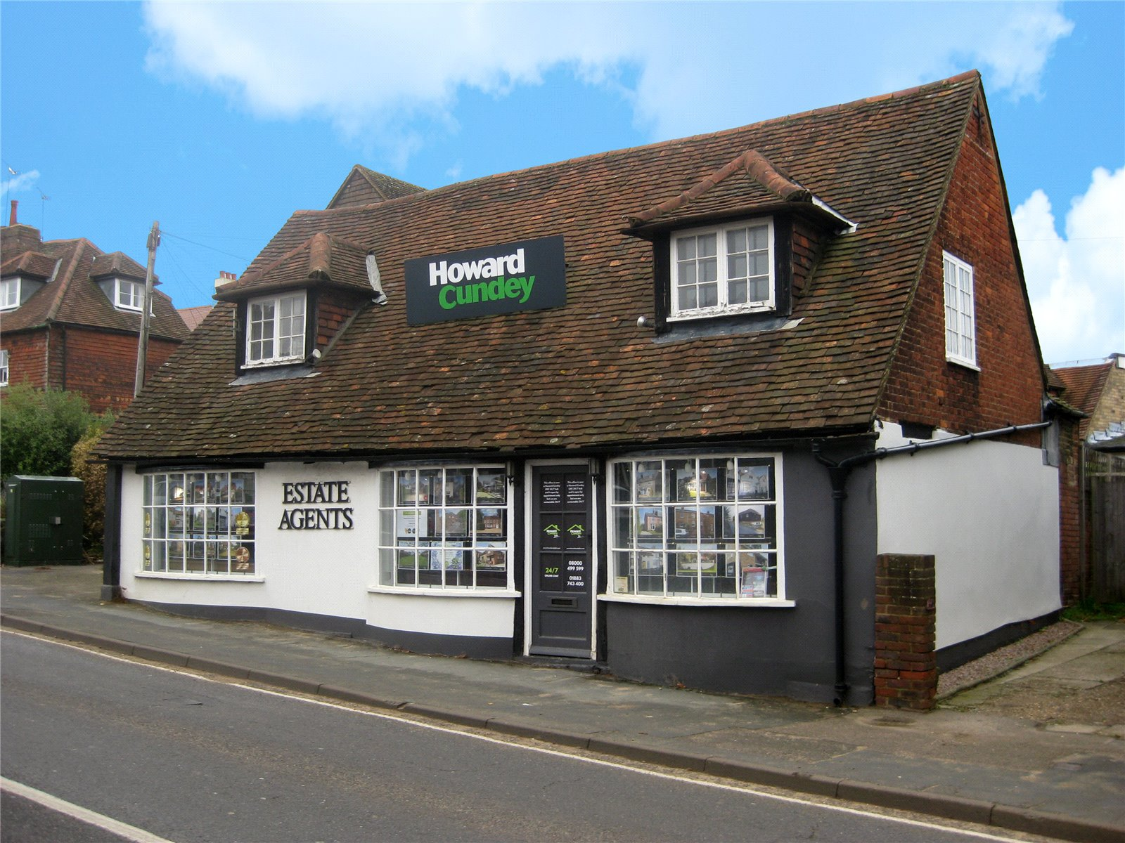 High Street, Bletchingley