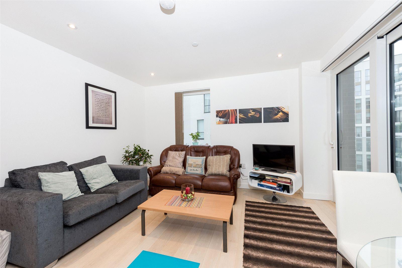 1 Bedroom Apartment Flat for sale in Roper Building, Reminder Lane, Lower Riverside, North Greenwich, London, SE10