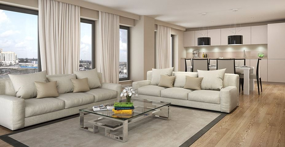 2 Bedrooms Apartment Flat for sale in Stratford Central, 32-66 High Street, London, E15