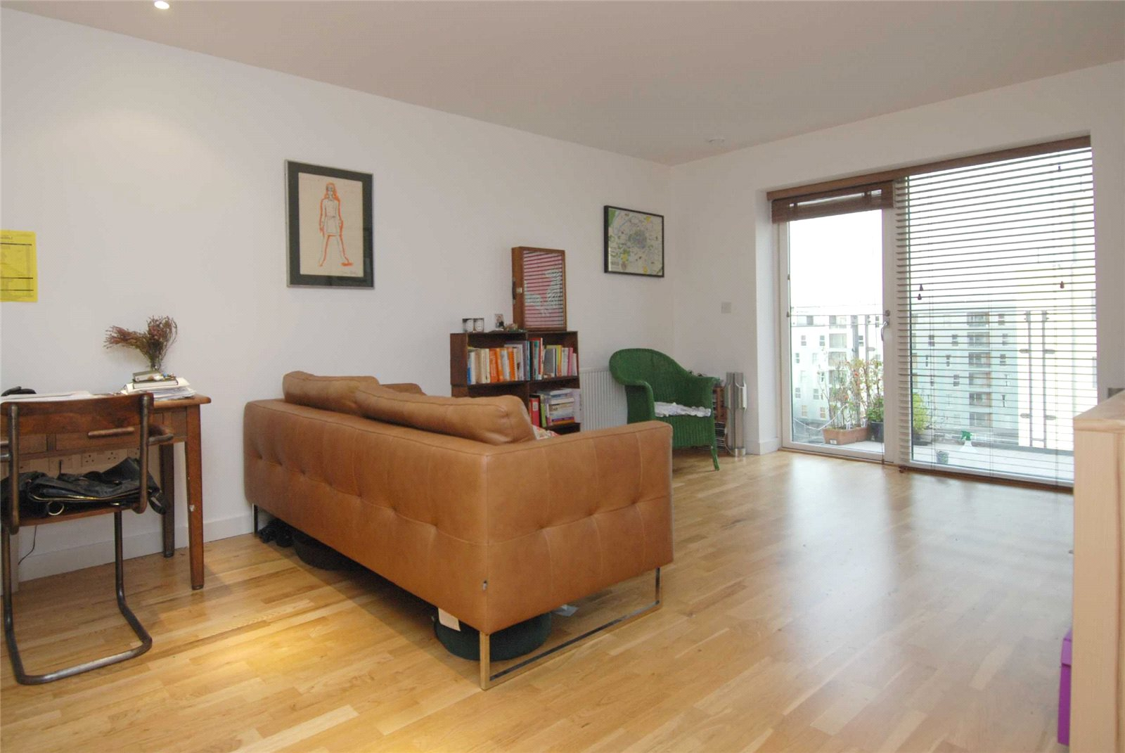 1 Bedroom Apartment Flat for sale in Eyot House, Sun Passage, Bermondsey, London, SE16