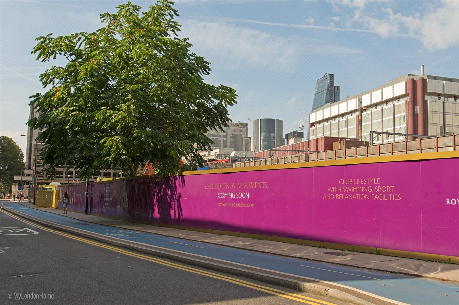 2 Bedrooms Apartment Flat for sale in Royal Mint Gardens, Rosemary Place, Royal Mint Street, London, E1