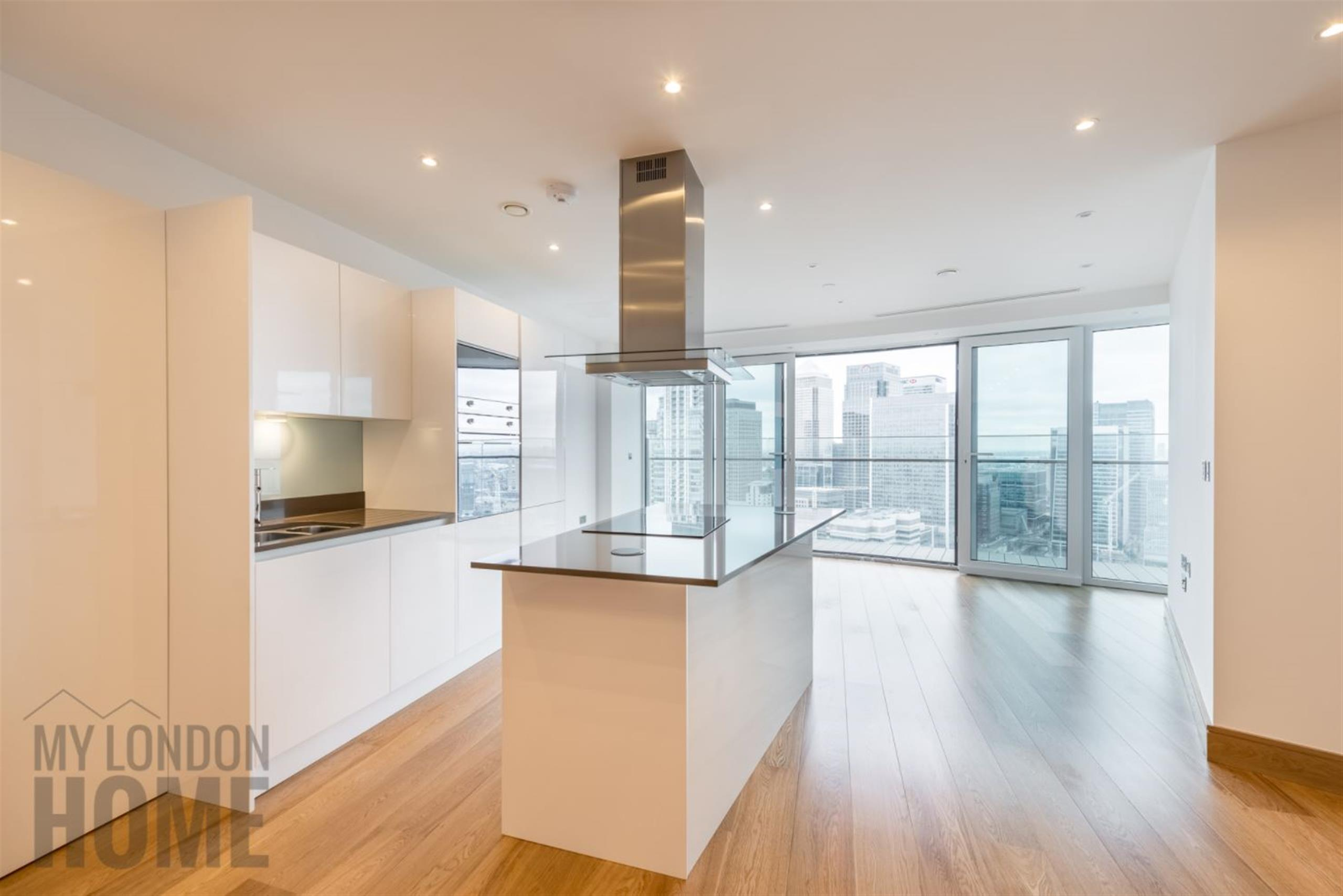 1 Bedroom Apartment Flat for sale in Arena Tower, 6 Baltimore Wharf, Canary Wharf, London, E14
