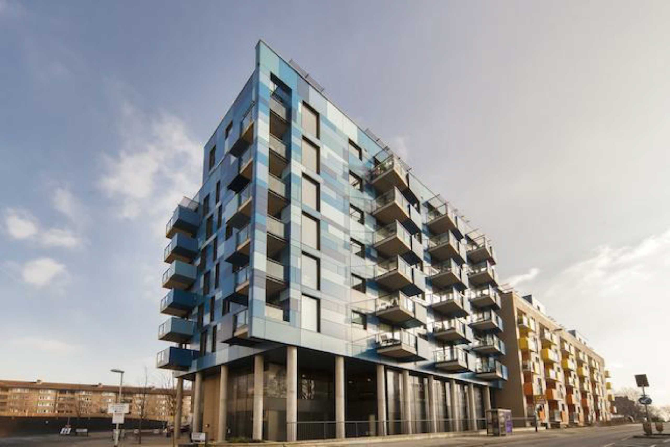 1 Bedroom Apartment Flat for sale in Central Park, Block EF, Greenwich Collection, Greenwich, SE10