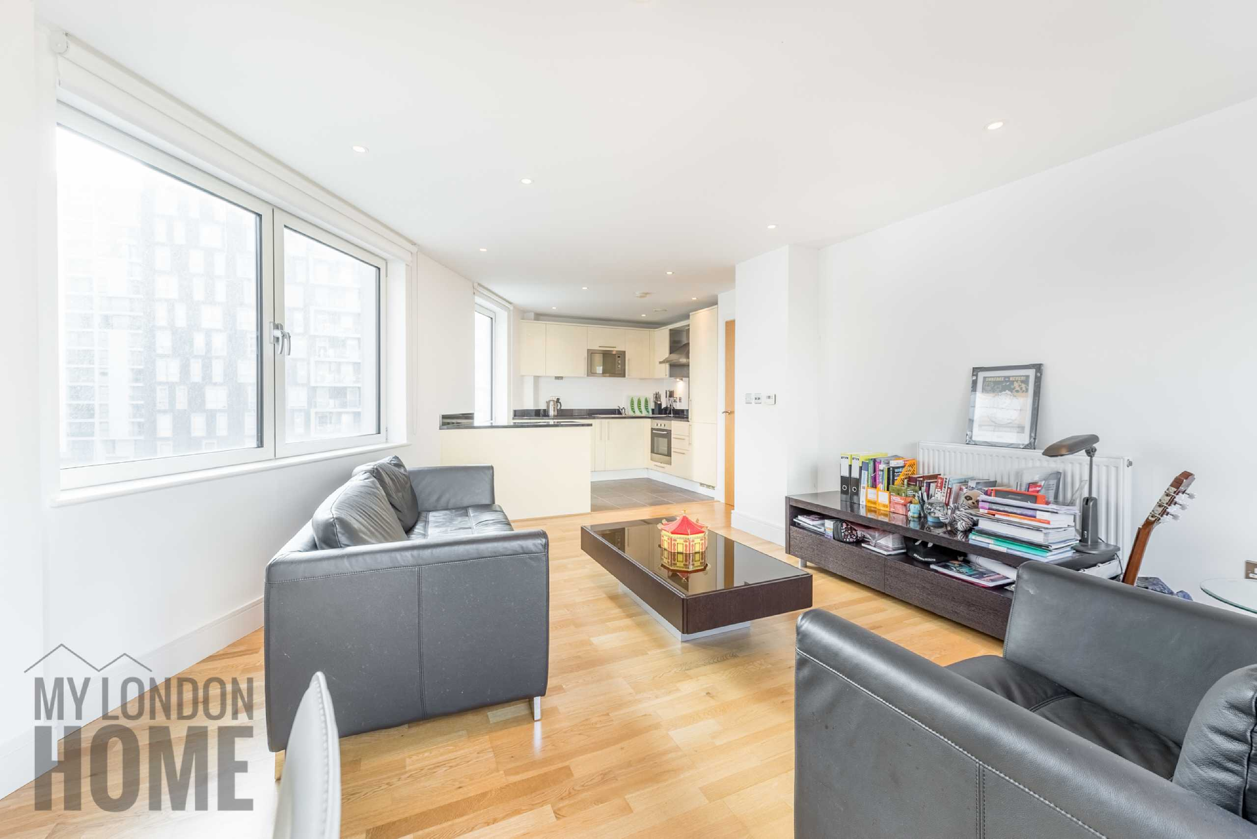2 Bedrooms Apartment Flat for sale in Indescon Square, Canary Wharf, London, E14