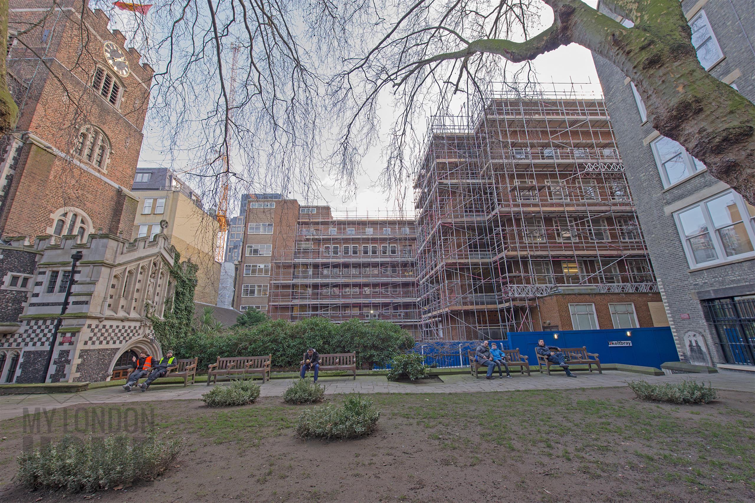 1 Bedroom Apartment Flat for sale in Barts Square, Vicary House, 56 West Smithfield, Clerkenwell, EC1A