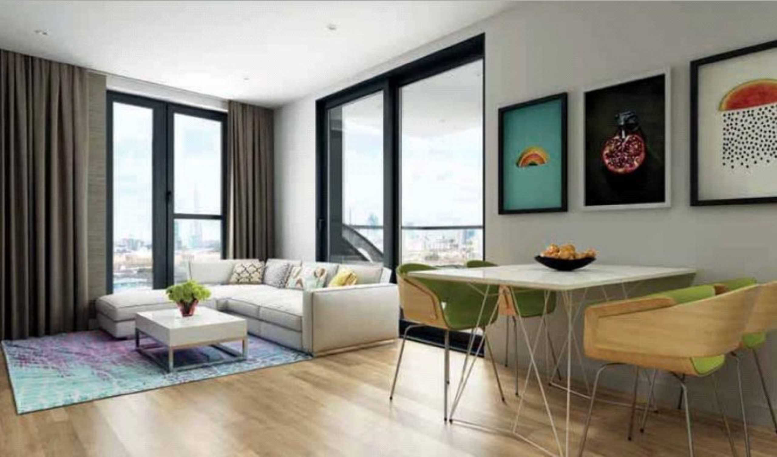 2 Bedrooms Apartment Flat for sale in The Tower, Bermondsey Works, Bermondsey, SE16