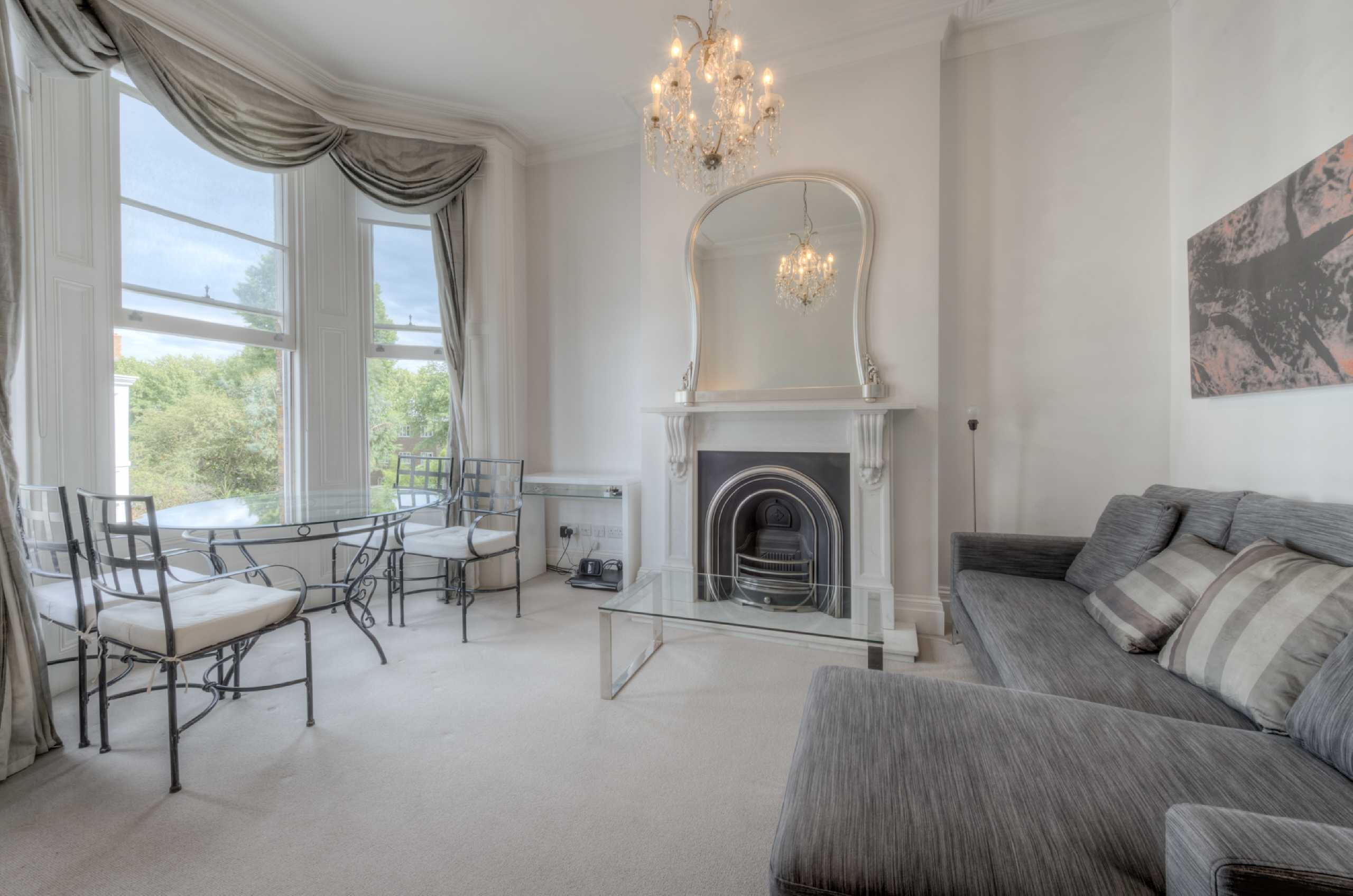 1 Bedroom Apartment Flat for sale in Airlie Gardens, Kensington, London, W8