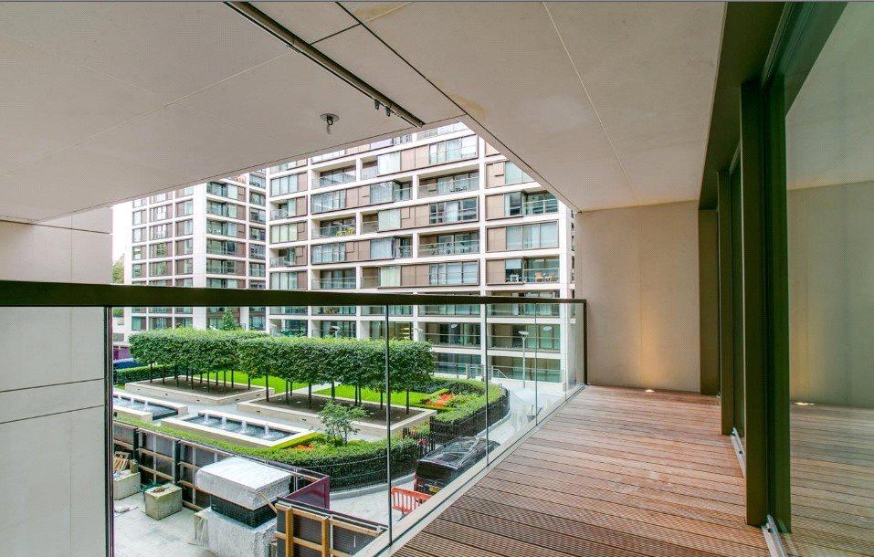1 Bedroom Apartment Flat for sale in Bridgeman House, 375 High Street Kensington, Kensington, London, W14