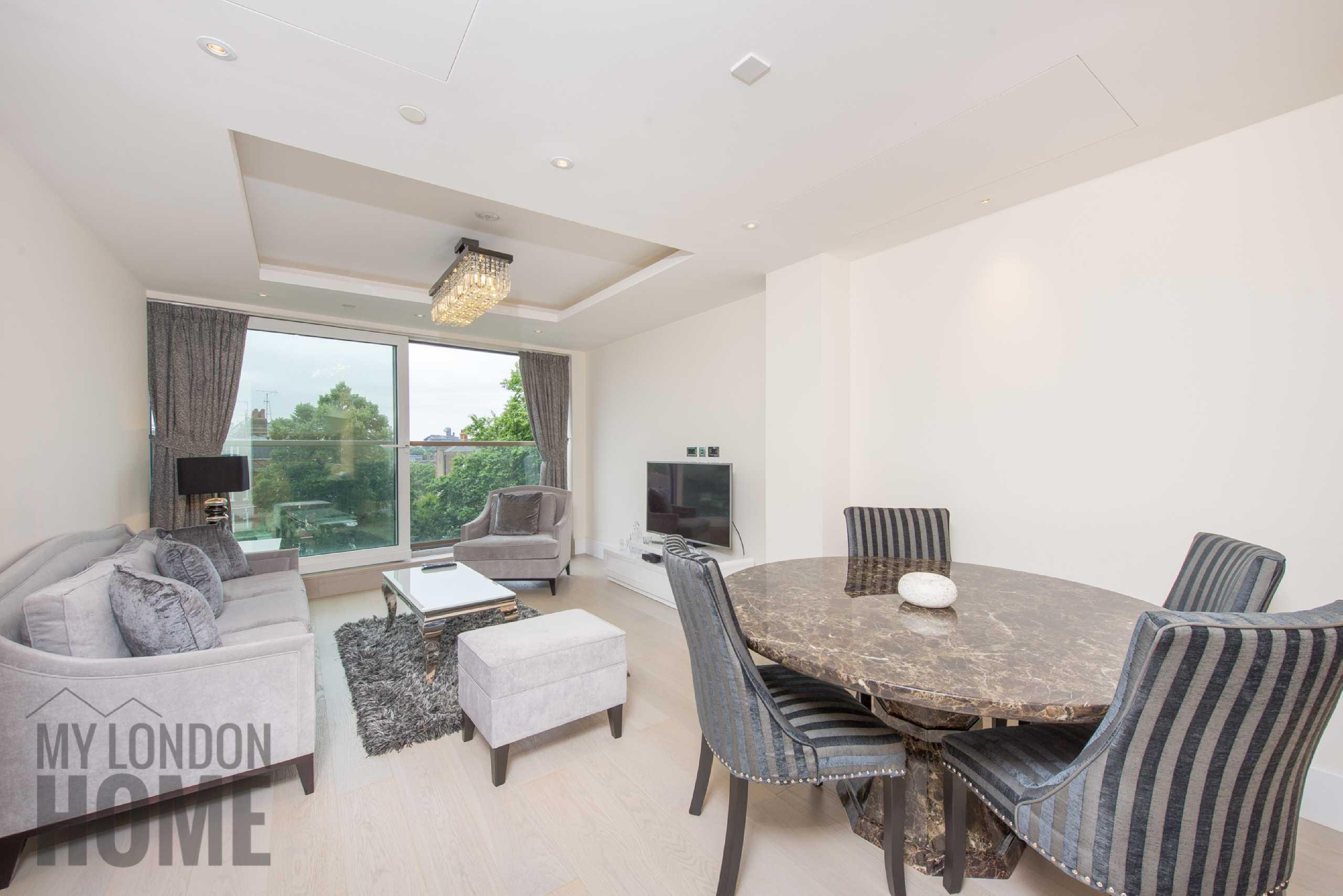 1 Bedroom Apartment Flat for sale in Benson House, 375 Kensington High Street, Kensington, London, W14