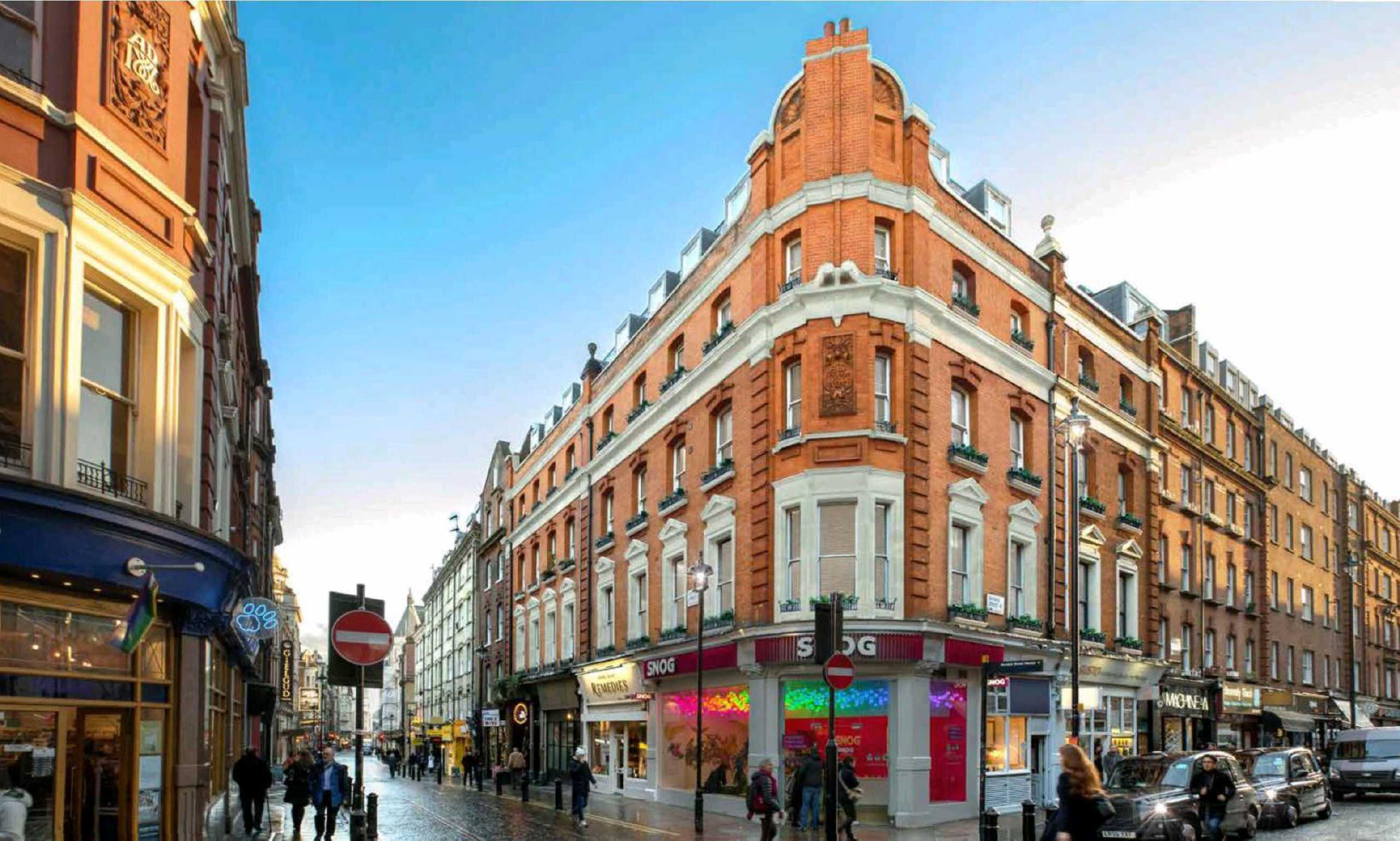 1 Bedroom Apartment Flat for sale in Rupert Street, Soho, London, W1D