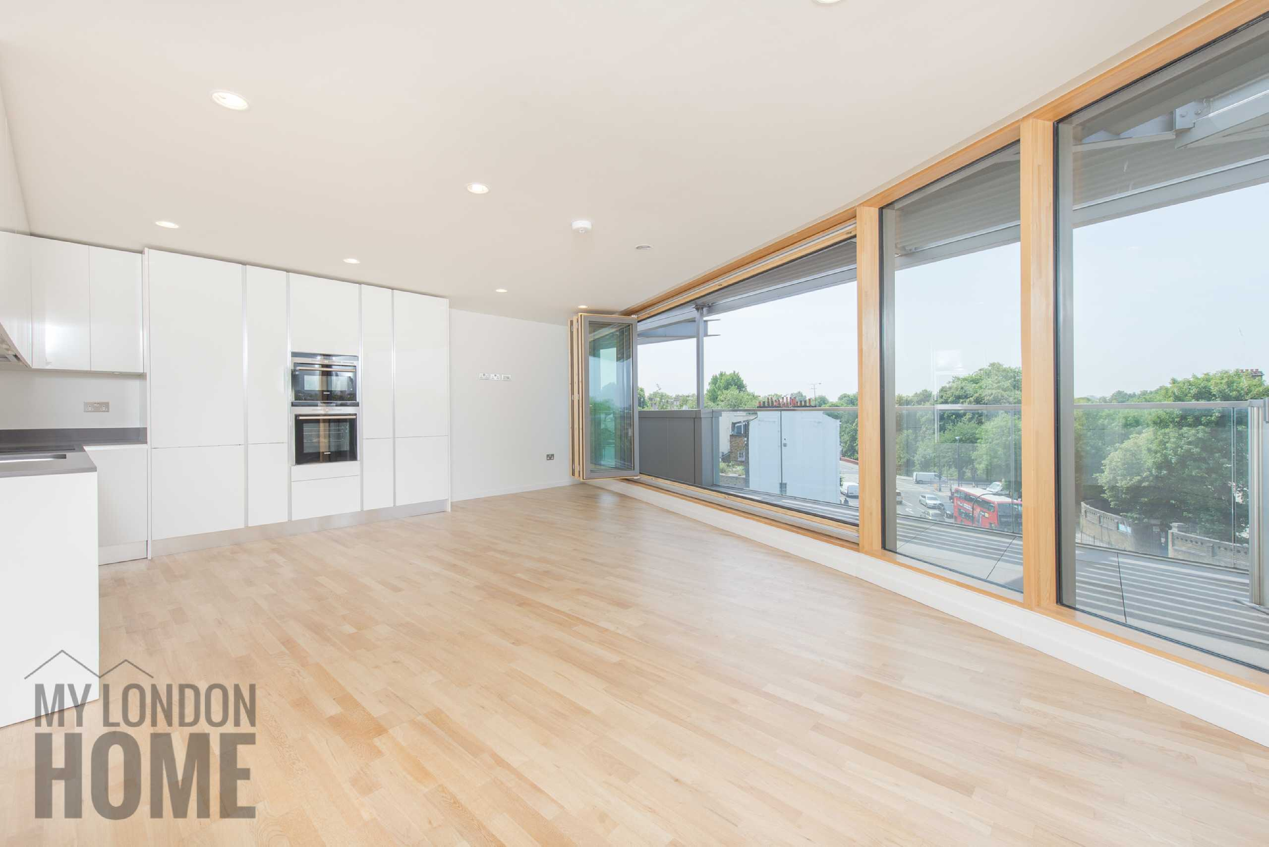 3 Bedrooms Apartment Flat for sale in Solstice Point, Regents Park View, London, NW1