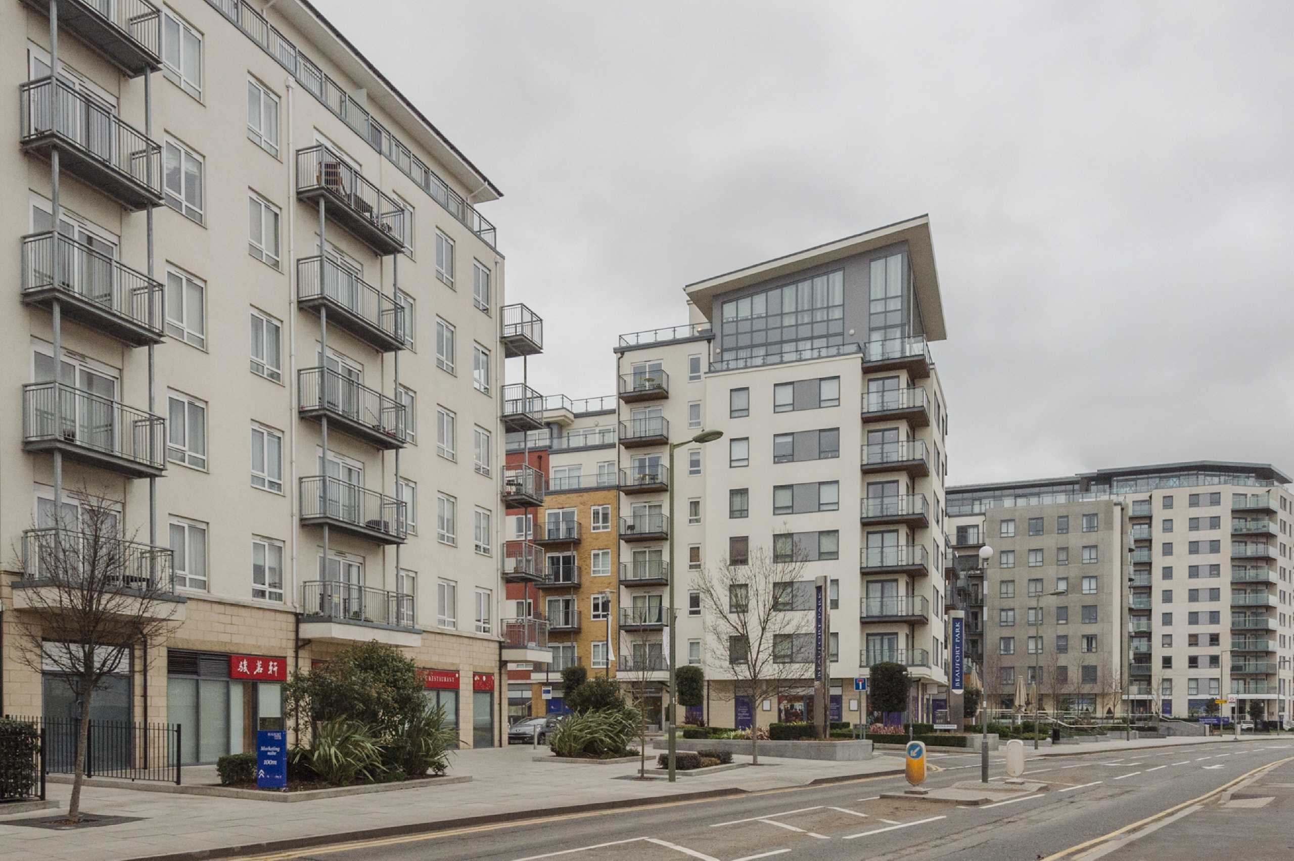 1 Bedroom Apartment Flat for sale in Capri Apartments, Beaufort Park, Heritage Avenue, Colindale, NW9