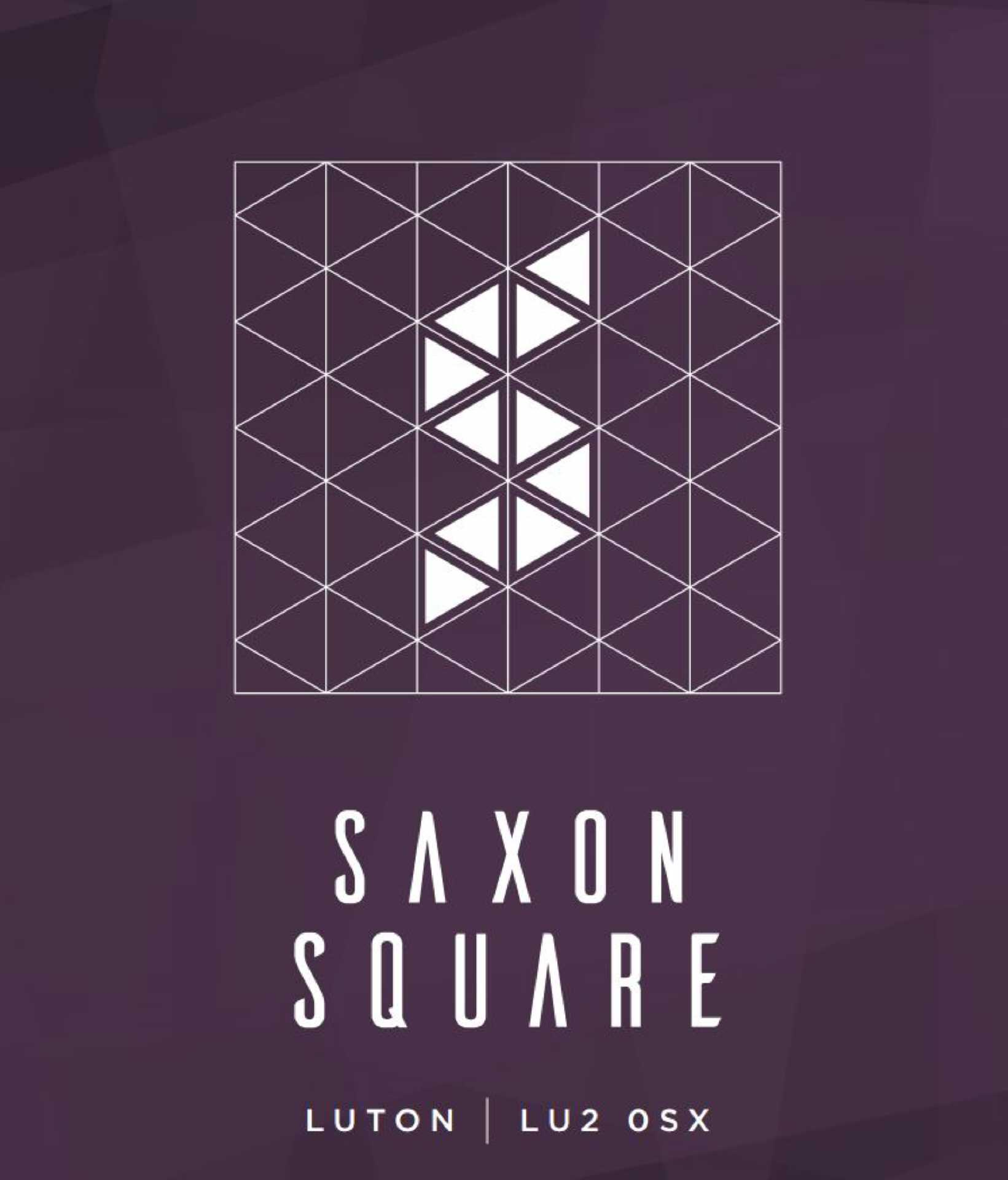 2 Bedrooms Apartment Flat for sale in Saxon Square, Saxon Road, Luton, Bedfordshire, LU2