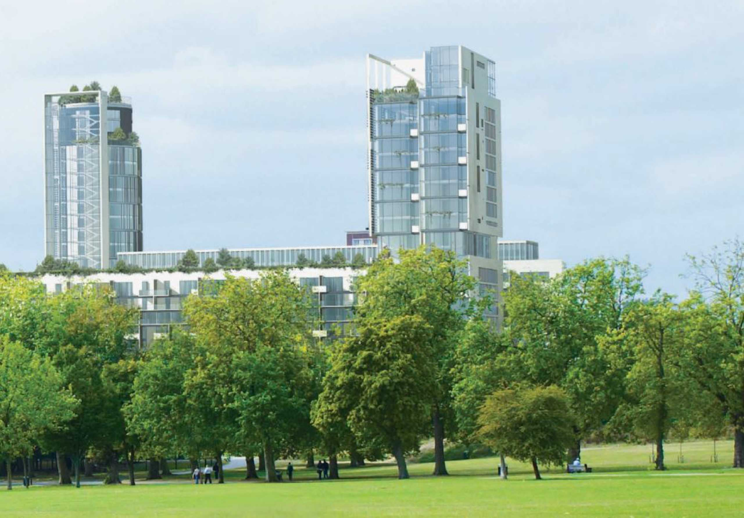 1 Bedroom Apartment Flat for sale in One City North, Finsbury Park, London, N4