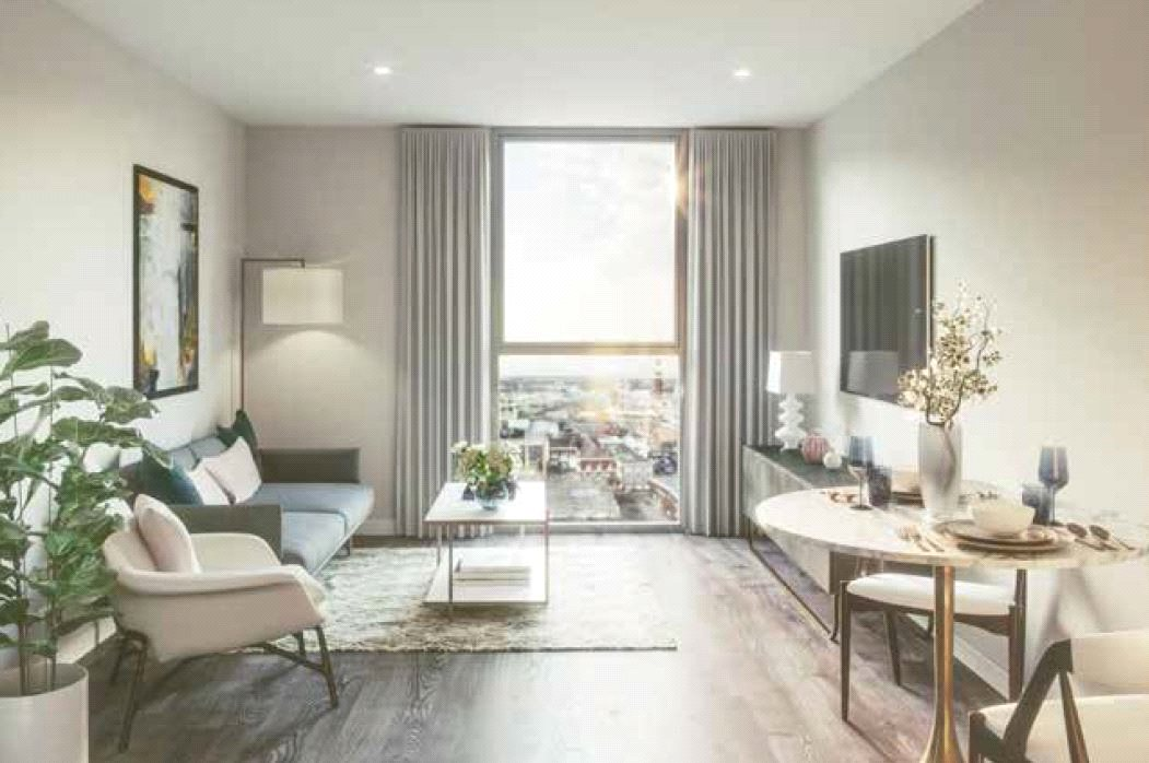 2 Bedrooms Apartment Flat for sale in Cheetham Hill Road, Manchester, M4
