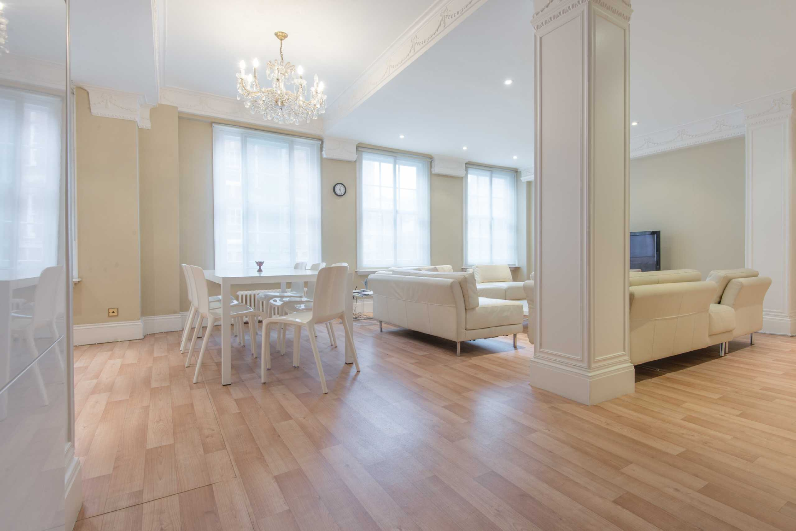 4 Bedrooms Apartment Flat for sale in Bryanston Court, George Street, Marylebone, London, W1H