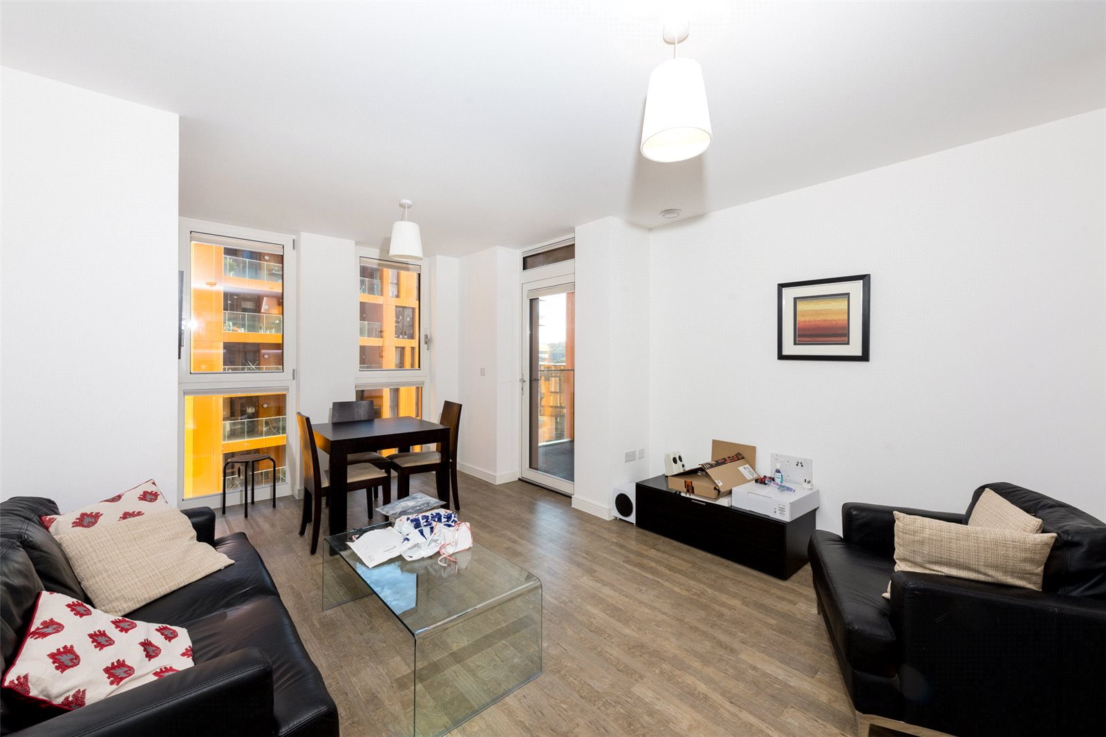 1 Bedroom Apartment Flat for sale in Enderby Wharf, Greenwich, London, SE10