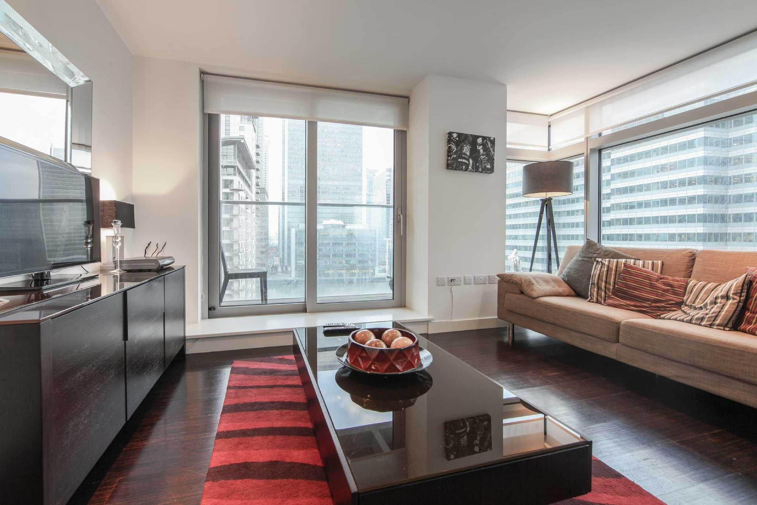 2 Bedrooms Apartment Flat for sale in West Tower, Pan Peninsula Square, Docklands, London, E14