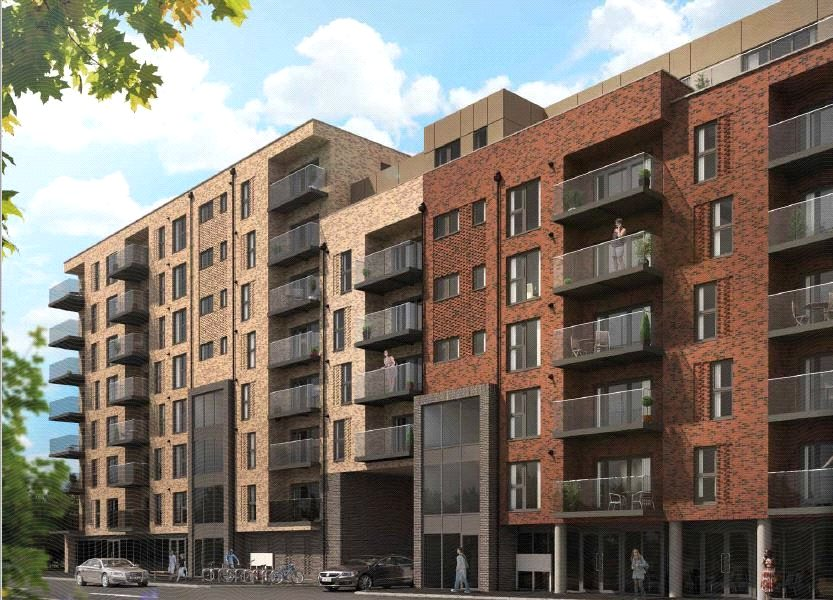 1 Bedroom Apartment Flat for sale in Rivermill Lofts, Abbey Road, Barking, Essex, IG11