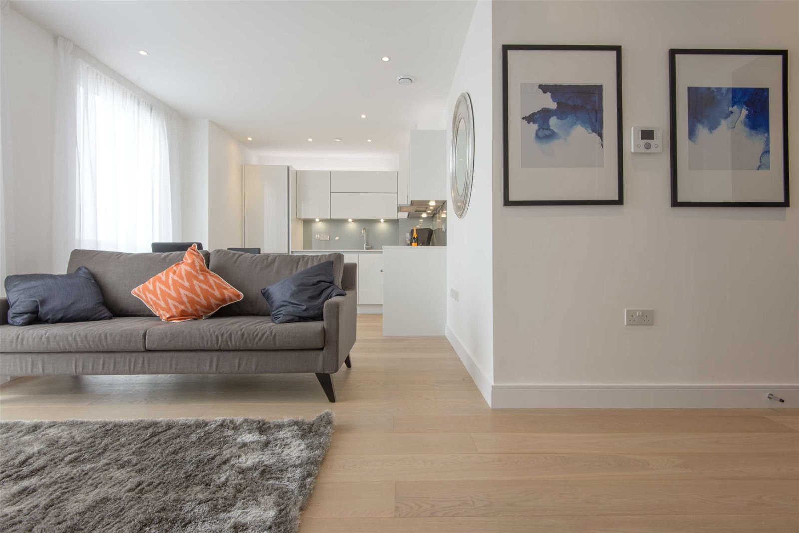 1 Bedroom Apartment Flat for sale in Parliament House, Black Prince Road, Albert Embankment, London, SE1