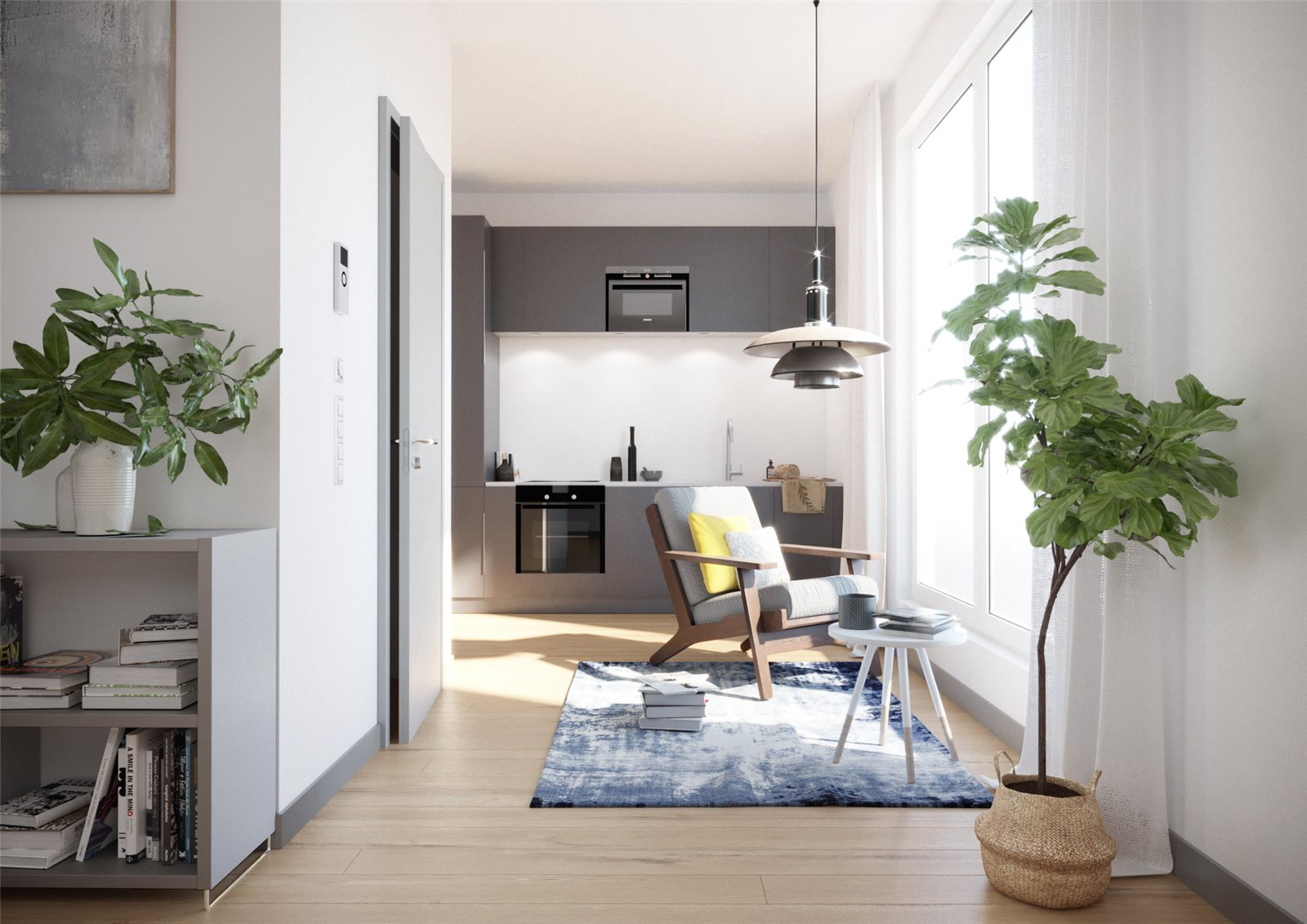 1 Bedroom Apartment Flat for sale in The Chavasse Building, Lydia Ann Street, Ropewalks, London, L1