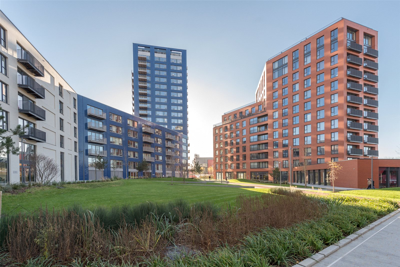 2 Bedrooms Apartment Flat for sale in Caledonia Building, London City Island, Canning Town, London, E14