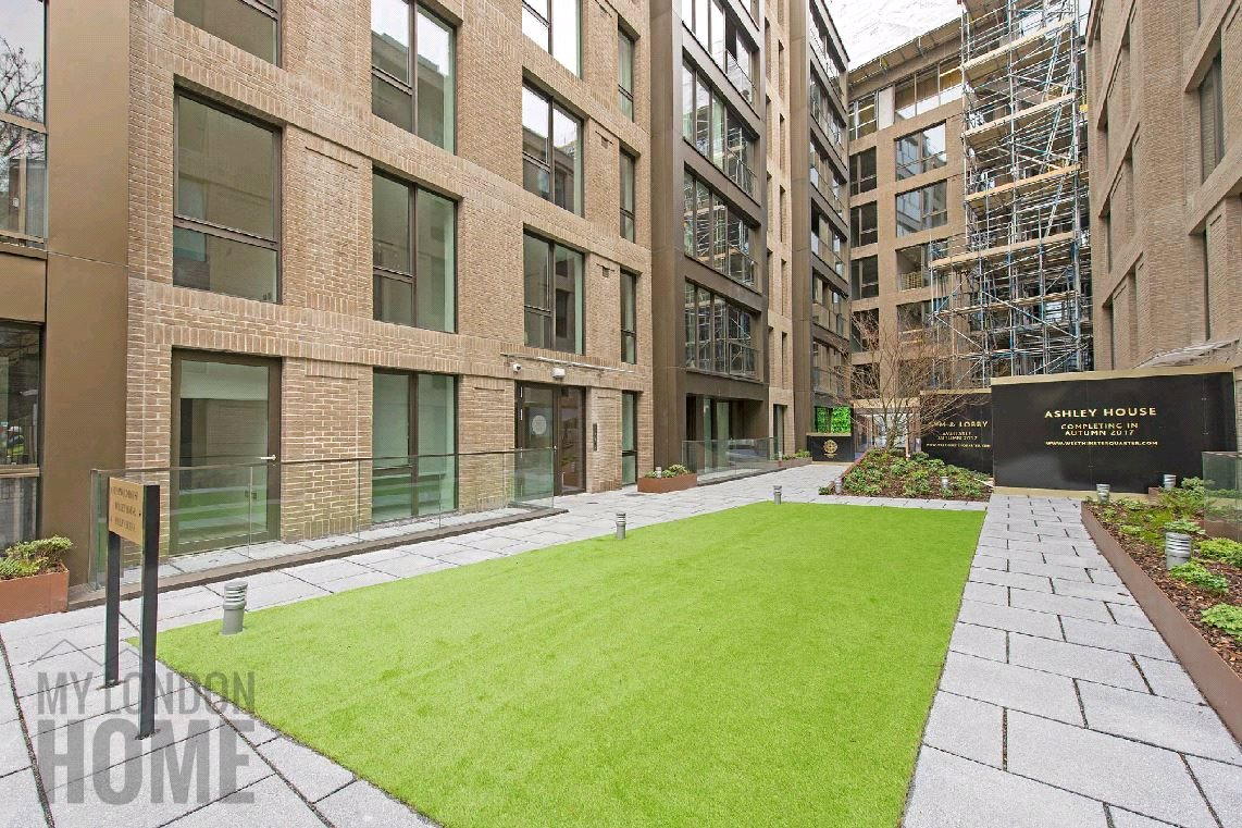 3 Bedrooms Apartment Flat for sale in Ashley House, Westminster Quarter, Westminster, London, SW1P