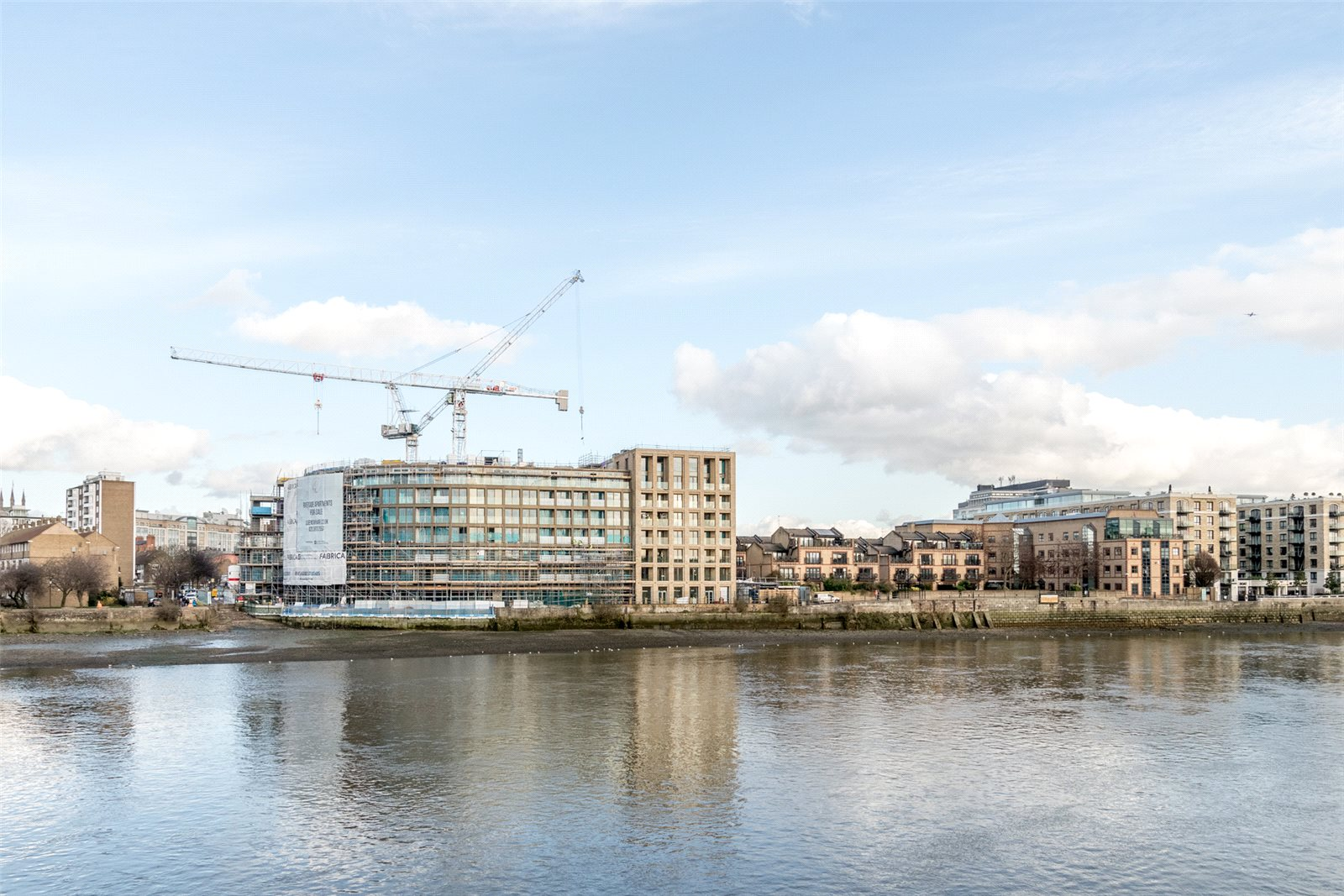 3 Bedrooms Apartment Flat for sale in Queens Wharf, Hammersmith, London, W6