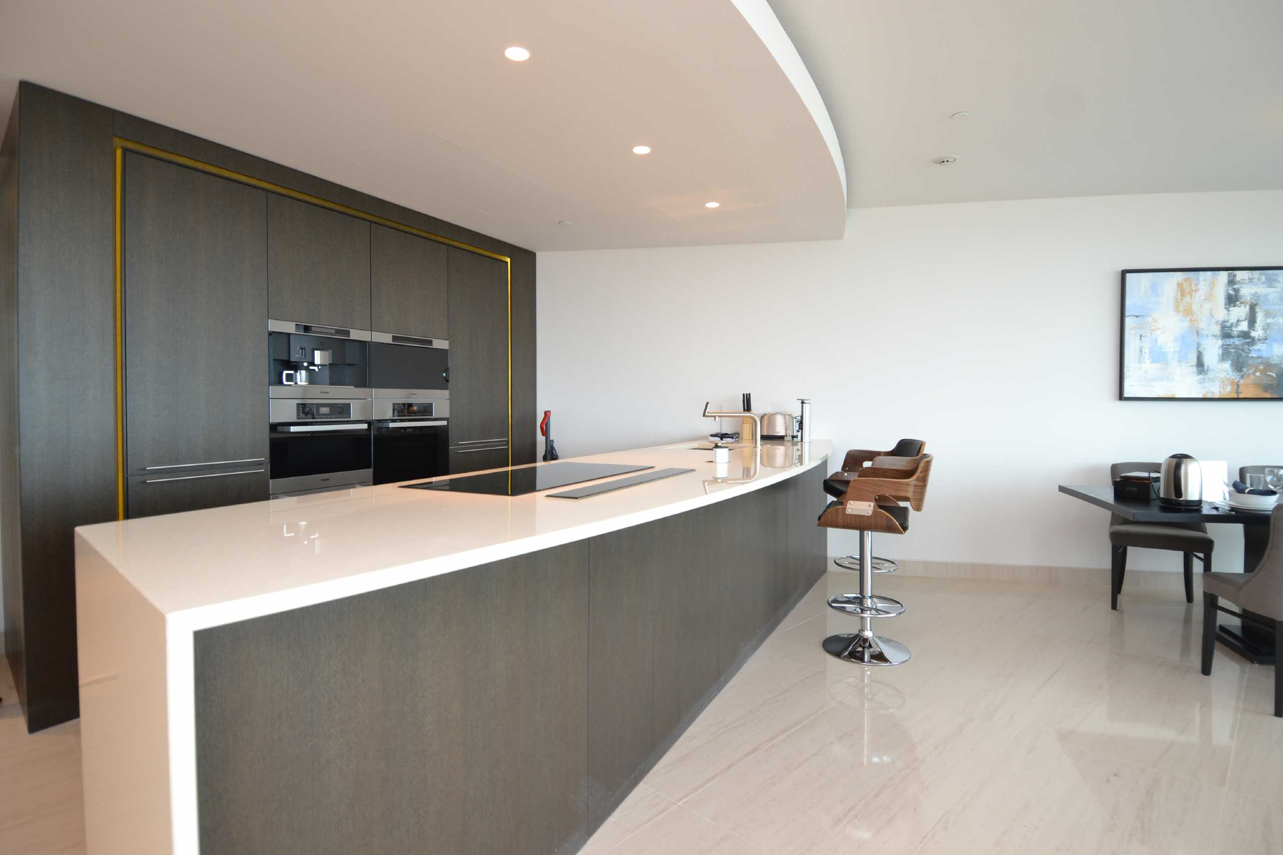 3 Bedrooms Apartment Flat for sale in The Tower, 1 St George Wharf, Vauxhall, London, SW8