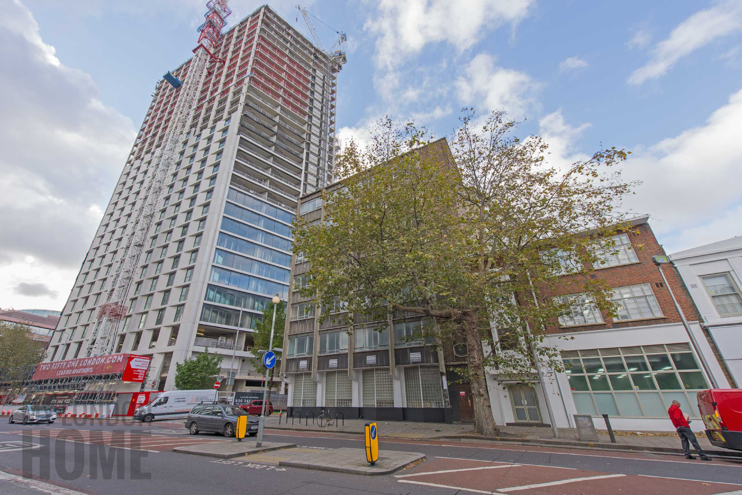 1 Bedroom Apartment Flat for sale in Two Fifty One, Southwark Bridge Road, Elephant And Castle, London, SE1