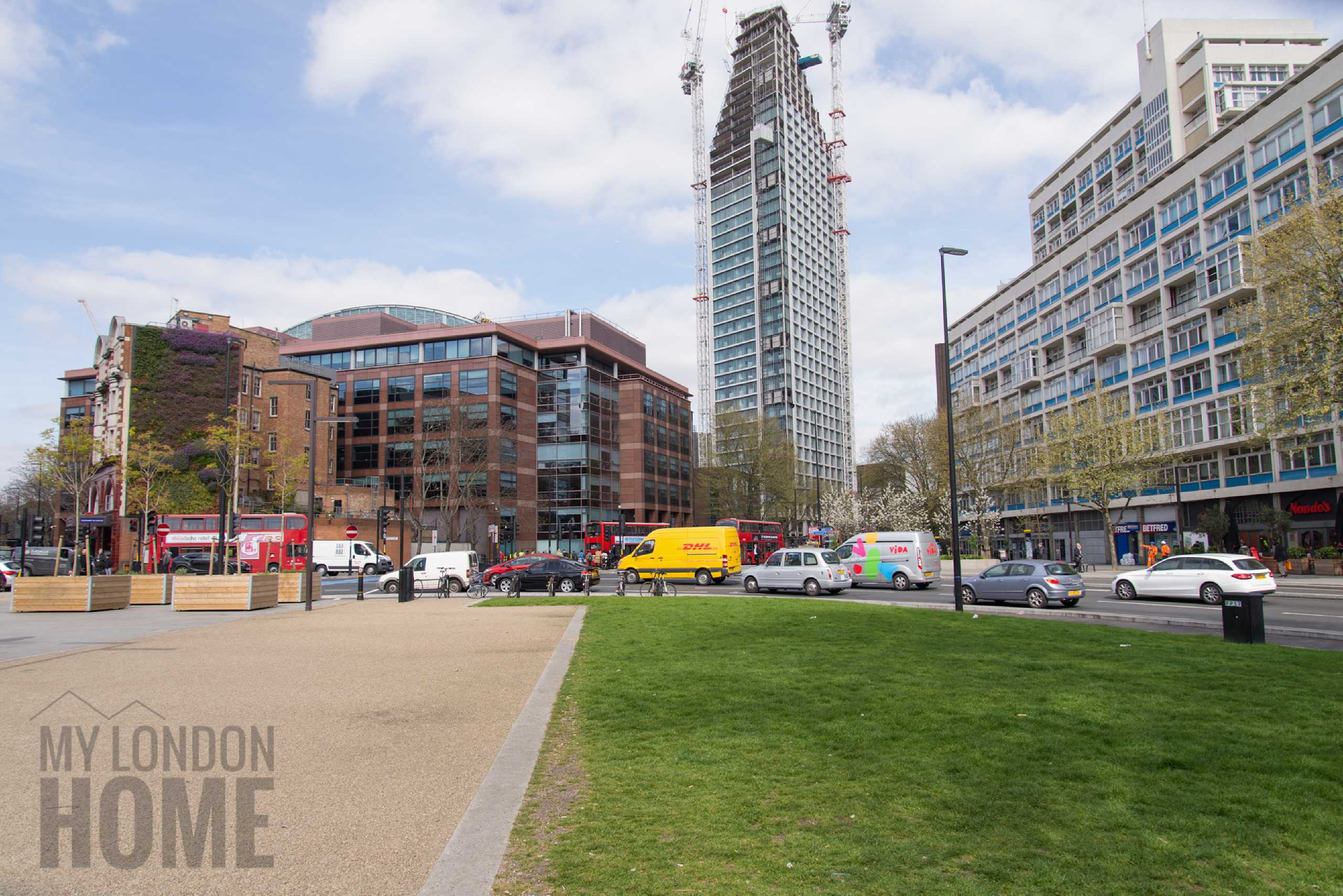 2 Bedrooms Apartment Flat for sale in Two Fifty One, Southwark Bridge Road, Elephant And Castle, London, SE1