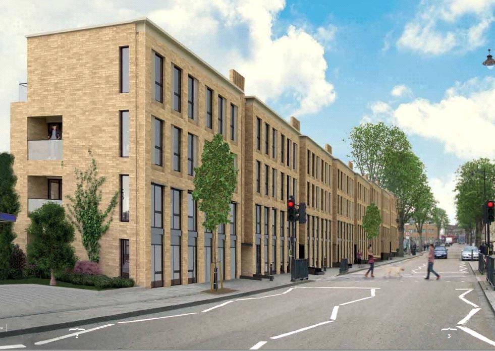 1 Bedroom Apartment Flat for sale in Argo House, Kilburn Park Road, London, NW6