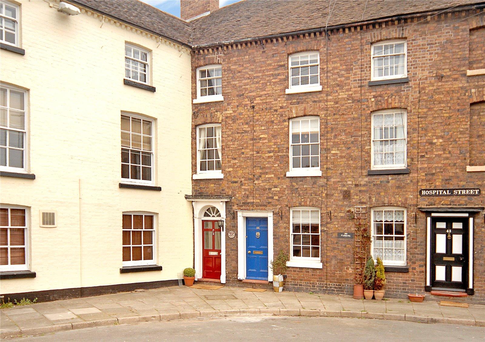 44 Hospital Street, Bridgnorth, Shropshire, WV15