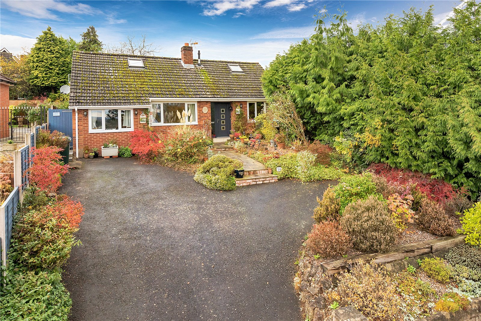 4 Bedrooms Detached Bungalow for sale in 56 Conduit Lane, Bridgnorth, Shropshire, WV16
