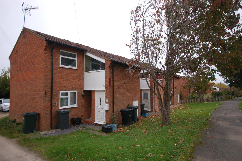 1 Bedroom Maisonette Flat for sale in 40a Hook Farm Road, Bridgnorth, Shropshire, WV16