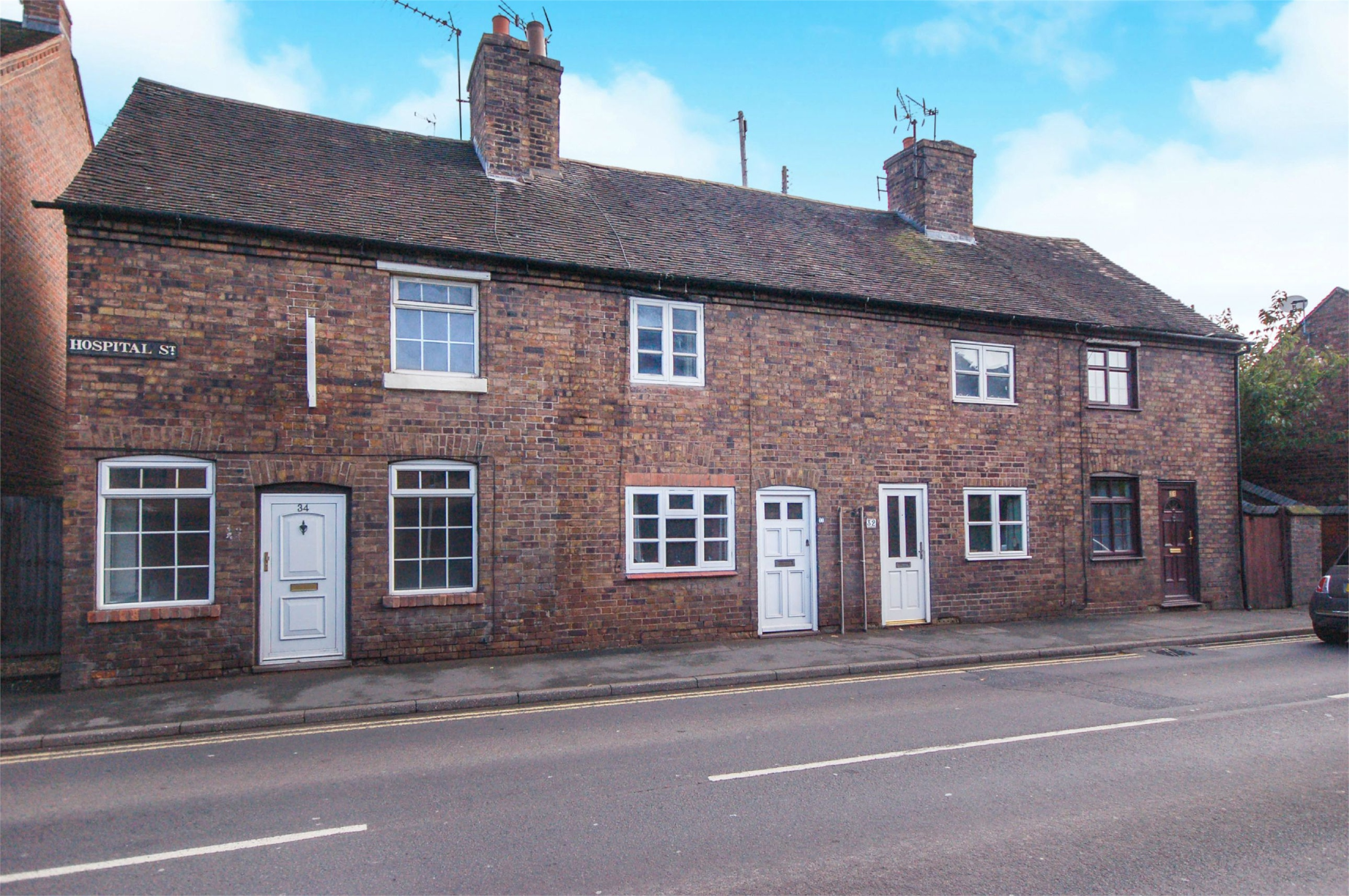 2 Bedrooms Terraced House for sale in 33 Hospital Street, Bridgnorth, Shropshire, WV15