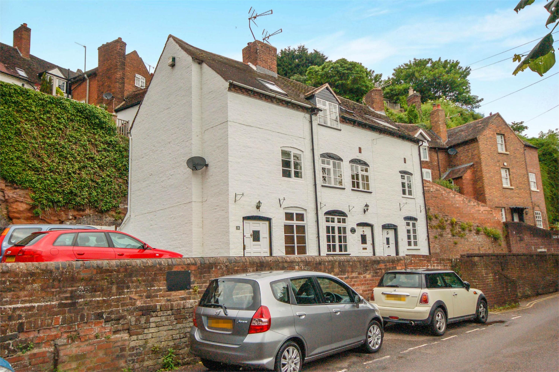 2 Bedrooms Terraced House for sale in 31 Riverside, Bridgnorth, Shropshire, WV16