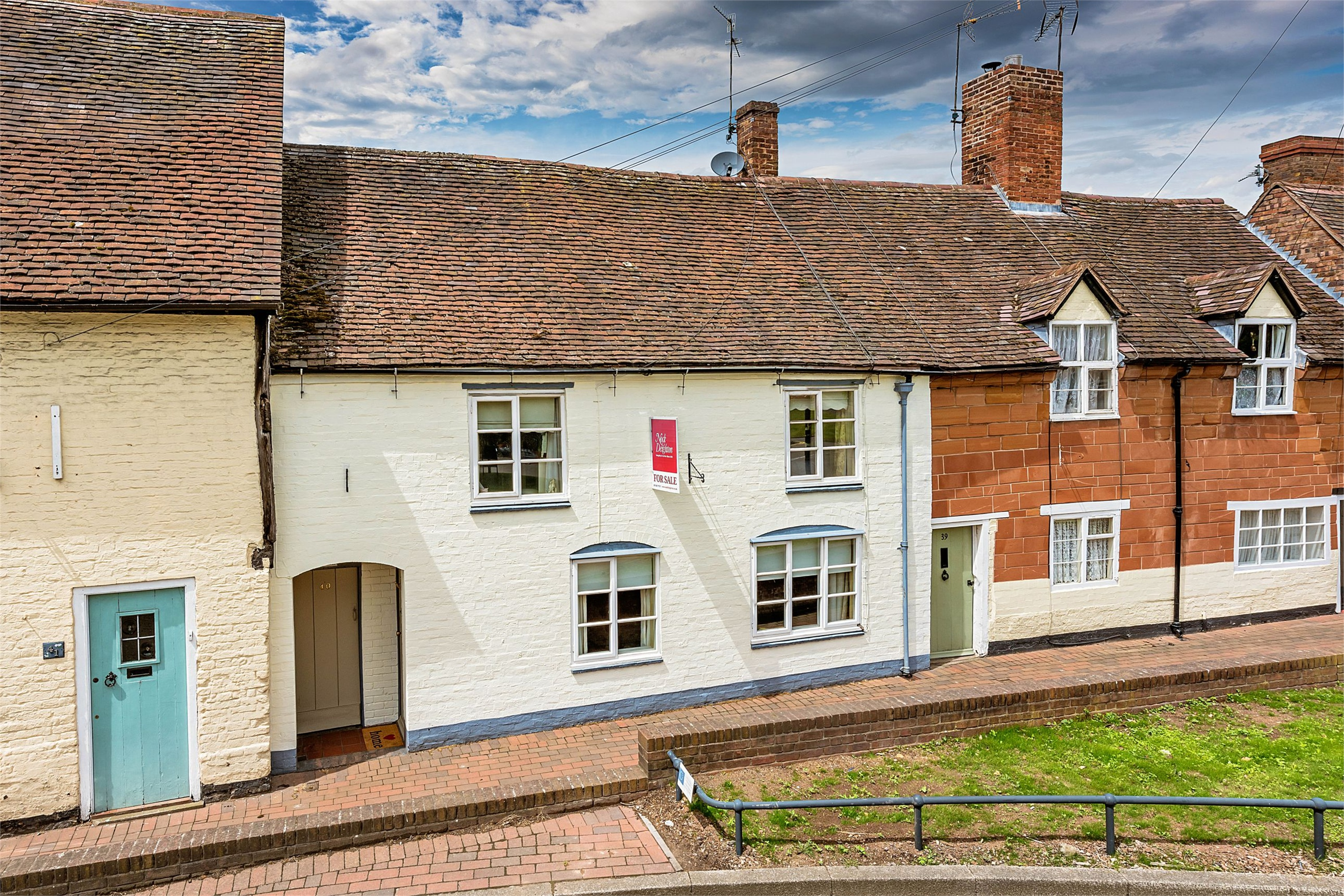 3 Bedrooms Terraced House for sale in 40 Mill Street, Bridgnorth, Shropshire, WV15