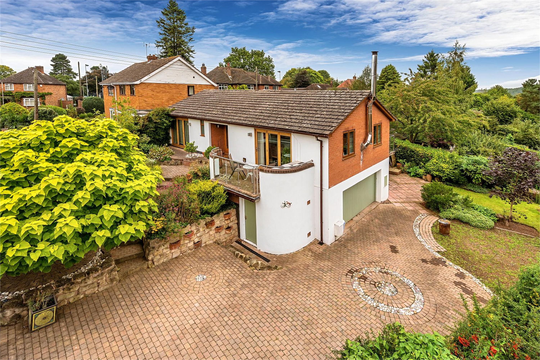 3 Bedrooms Detached Bungalow for sale in Steps, Love Lane, Bridgnorth, Shropshire, WV16