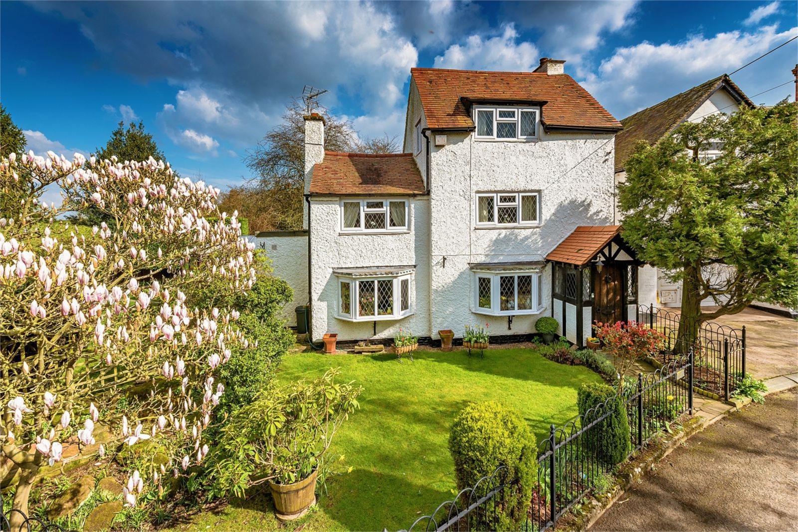 3 Bedrooms Detached House for sale in Kismet, Ryton Road, Beckbury, Shifnal, Shropshire, TF11