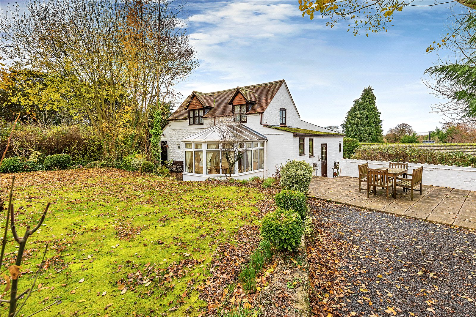 3 Bedrooms Detached House for sale in 31 Copse Hill Lane, Homer, Much Wenlock, Shropshire, TF13