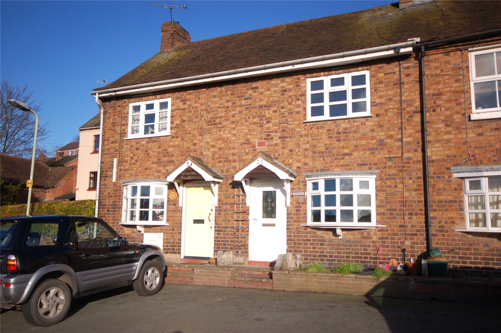 1 Bedroom Terraced House for sale in 23 Bernards Hill, Bridgnorth, Shropshire, WV15