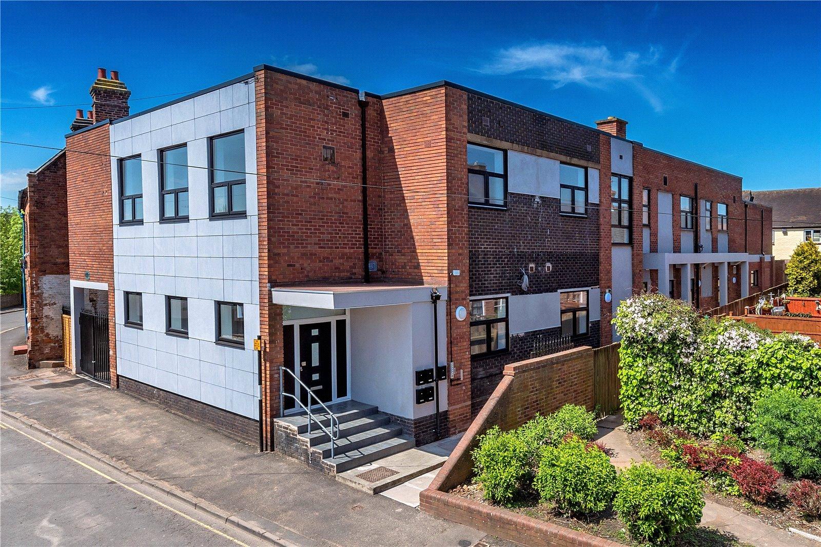 Apartments 1-6 Listley Place, 27 Listley Street, Bridgnorth, Shropshire, WV16
