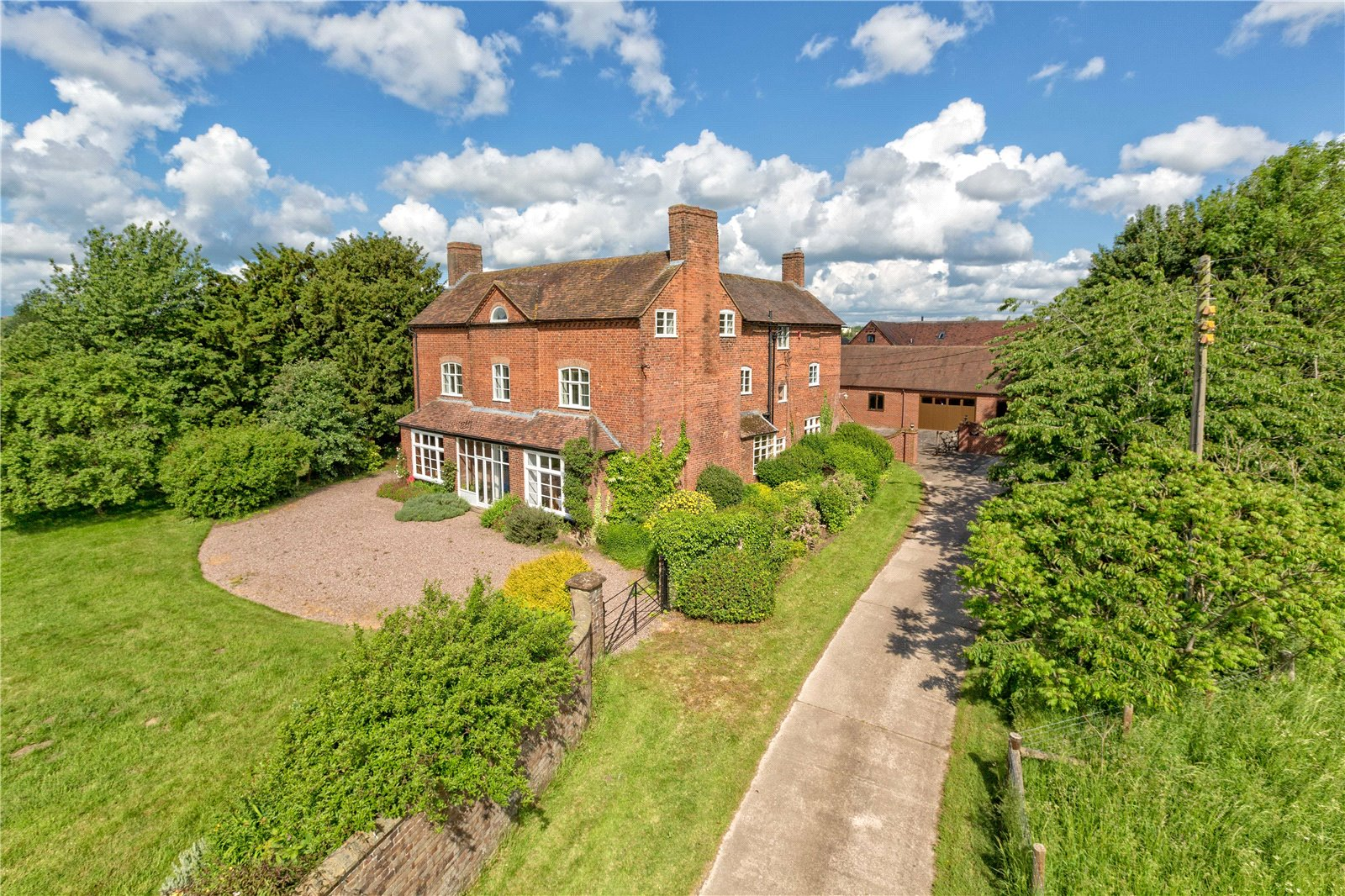 Brockton Hall Farm, Brockton, Shifnal, Shropshire, TF11