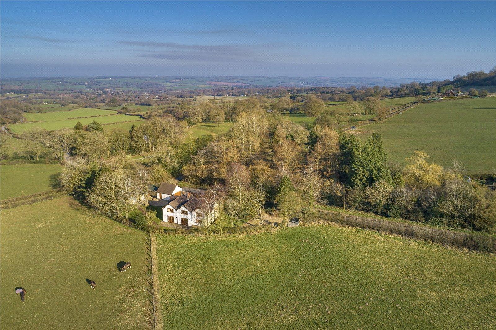 Brick Kiln House, Ditton Priors, Bridgnorth, Shropshire, WV16