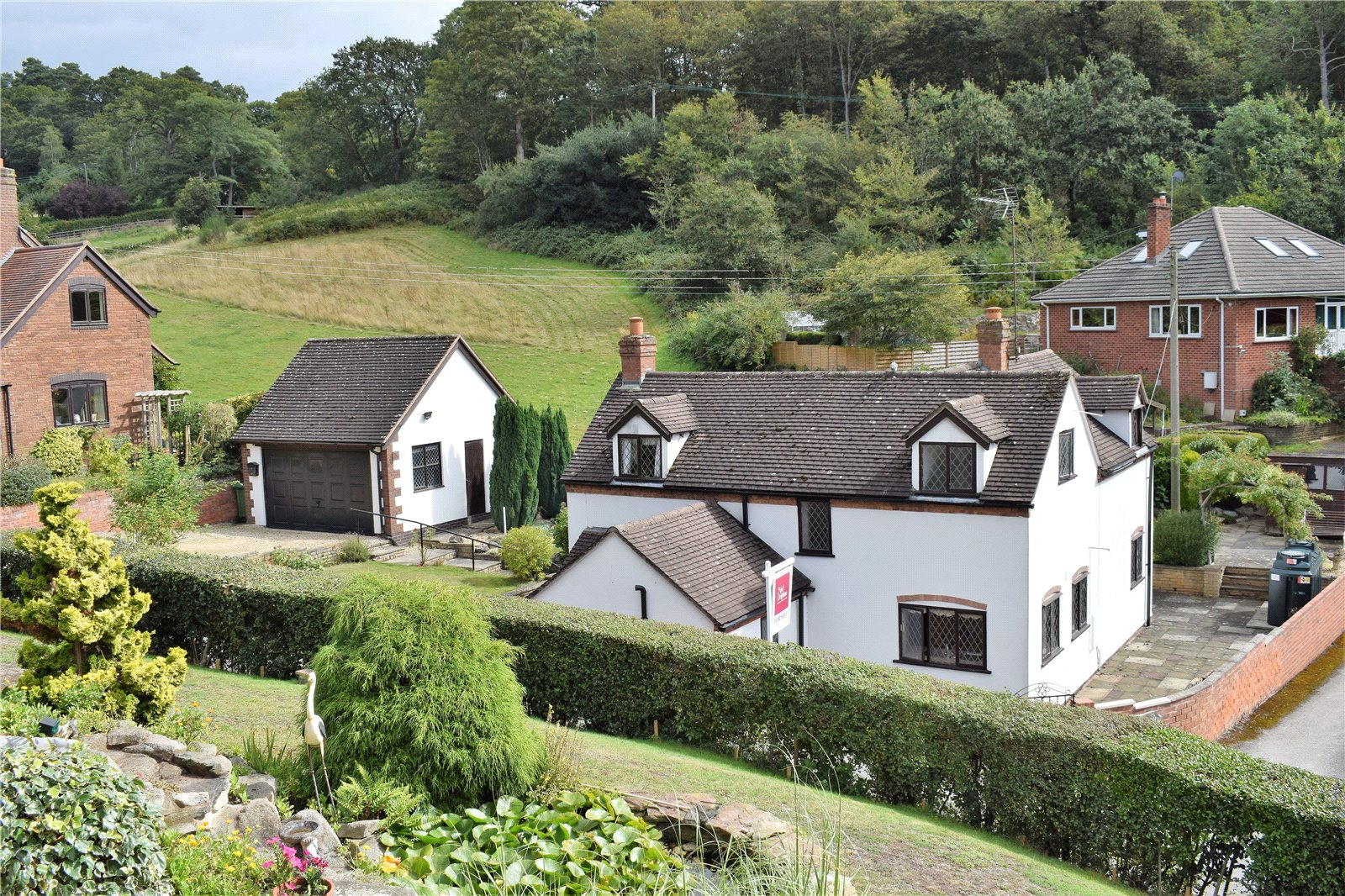 Rose Cottage, Chapel Lane, Quatford, Bridgnorth, Shropshire, WV15