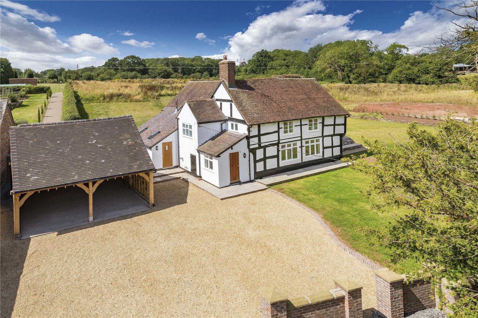 Yew Tree Cottage, Astley Abbotts, Bridgnorth, Shropshire, WV16