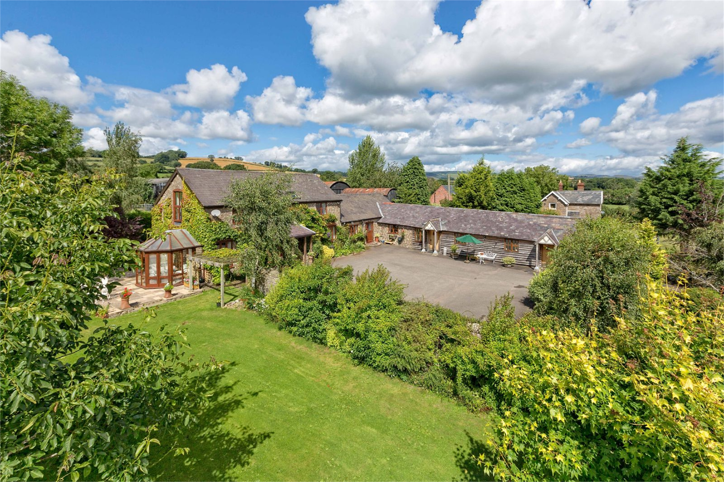 Highgrove Farm, Long Lane, Sibdon Carwood, Craven Arms, Shropshire, SY7