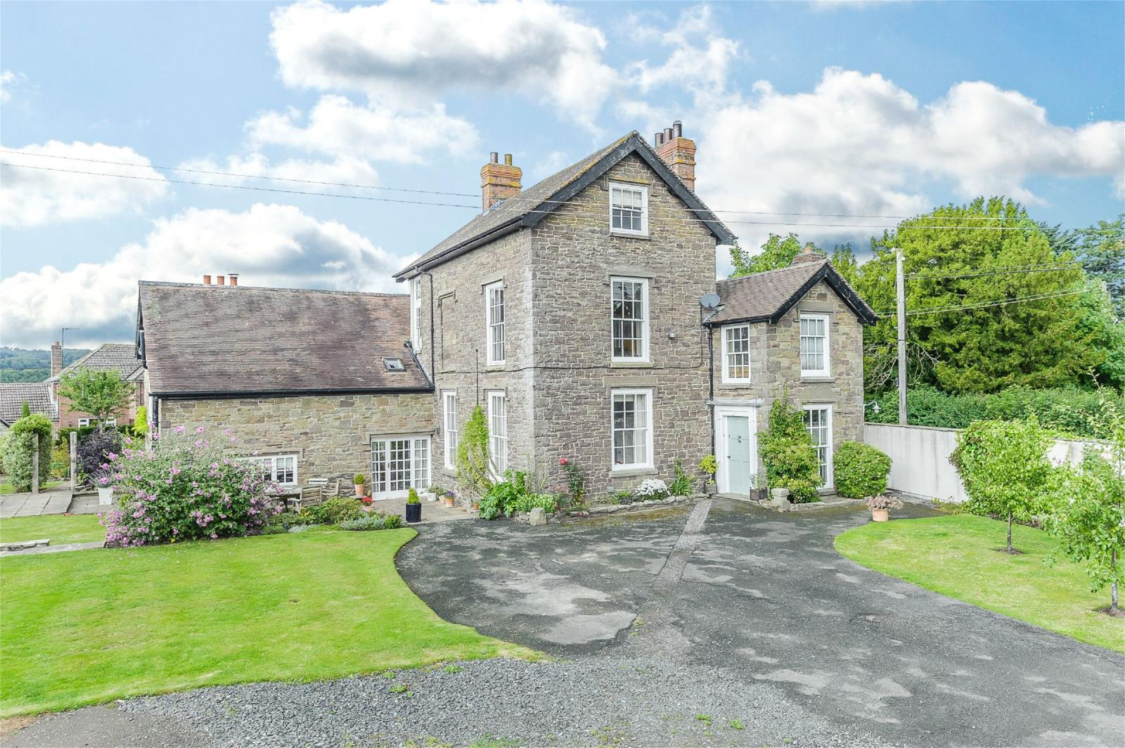 The Gables, Wistanstow, Shropshire, SY7