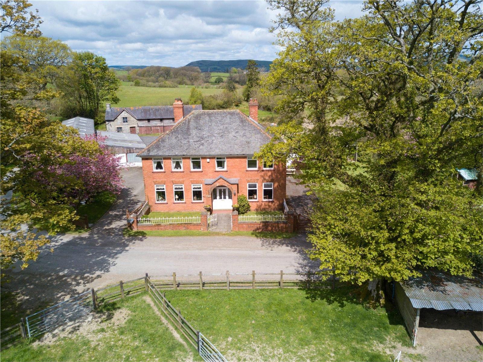 Lower Cefn Penarth, Crossgates, Llandrindod Wells, Powys, LD1